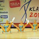FISAF European Aerobic and Hip Hop Championship, Kladno 2010