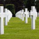 Normandy American Cemetery, Colleville Sur Mer