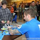 Autogramiáda FC Slovan Liberec (FOTO Jan Kratochvíl)