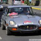 Rally Classic 500 - zastávka a jízda Libercem, 3.6.2011, pouze vozy Jaguar