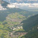 Přechod ve Stubaiských Alpách 2005