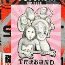 Traband - Křest alba Neslýchané, Praha - Futurum, 2.6.2011