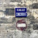 Valencia, Calle Concordia