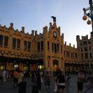 Valencia, Railway station